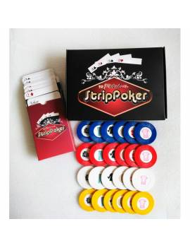 JUEGO STRIPPOKER